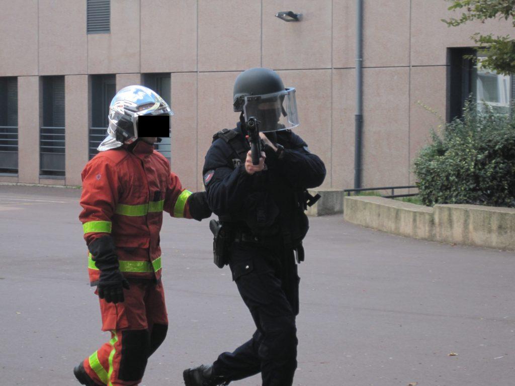 Formation policiers et pompiers
