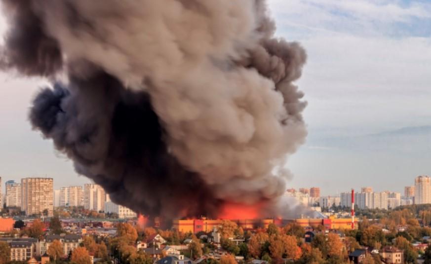 catastrophe feu