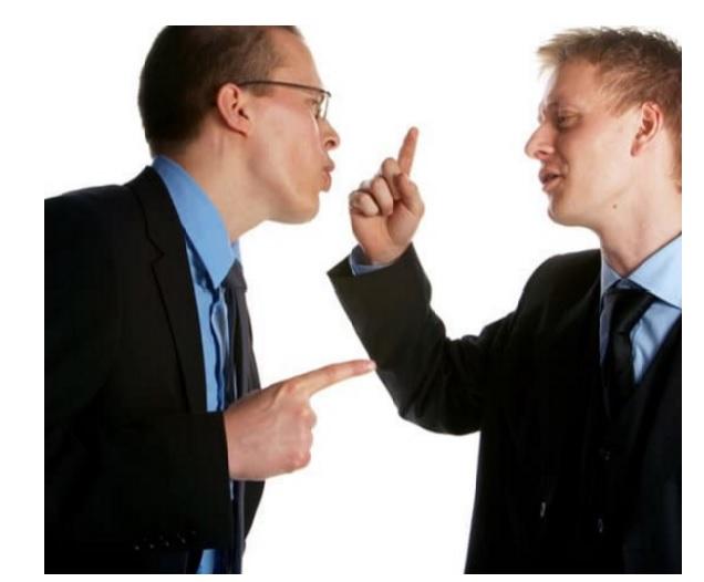 agression verbale en milieu professionnel